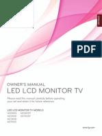 Manual LG M2780D