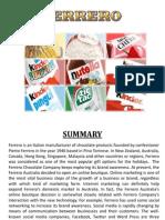 Ferrero-PPT