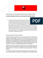 Reforma Educacional PTxT 2014