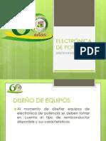 Electrónica de Potencia Tipos de Cargas