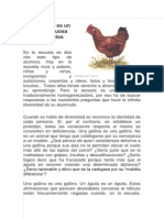 1.La Gallina No Es Un Aguila Defectuosa