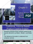 Activity Based Costing Ch05 Horngren