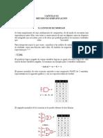 Métodos de Simplificación Capitulo III circuitos logicos