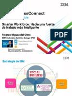 Social Business Smarter Workforce Ricardo Miguez Del Olmo Start