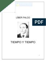 Líber Falco_ Tiempo y Tiempo