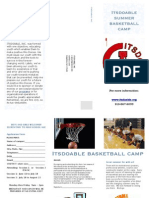 Basketball Camp 2014