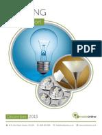 Lighting Sector - Online Marketing Report