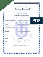 Analisis Ford Personal Unidad 4