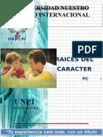 Raices del Caracter.doc