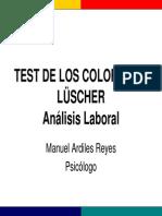 Luscher Laboral