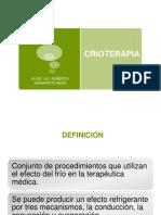 Clase 7 Crioterapia