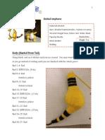 Knitted Ampharos PDF