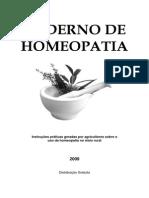 52710765 Caderno de Homeopatia UFV 1