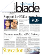 Washingtonblade.com, Volume 45, Issue 28, July 11, 2014