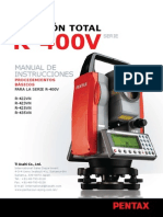 Manual de Estacion Total Pentax