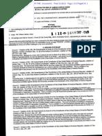 Federal Judge disregards federal law & FRCP