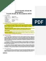 Formatos de Programación Anual, de Unidad y Sesión de Aprendizaje 2014, de acuerdo con las Rutas del Aprendizaje.Formato prg anual,deunidad-y-sesión. Versión revisada (junio 2014)