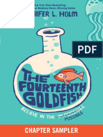 The Fourteenth Goldfish by Jennifer L. Holm | Chapter Sampler