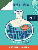 The Fourteenth Goldfish by Jennifer L. Holm   Chapter Sampler