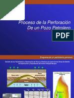 Proceso de La Perforación de Un Pozo Petrolero