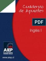 Inglés I-Cuaderno de Apuntes 2012