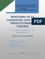 Minera. Trabajo 1