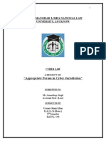 Cyber Law Final