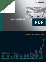 Evolucion y Desarrollo Ethernet Timeline