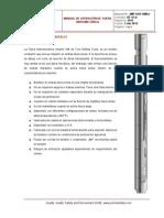 2014 Manual de Drilling Jar Hidromecánico Toro