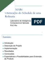 CE-GA23 Schedule Refinaria