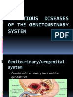 Infectious Diseases of the Genitourinary System