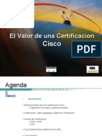Certificacion CISCO