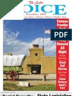 The Senior Voice - December 2009