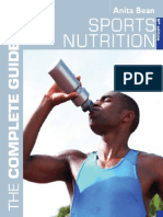 Anita Bean-The Complete Guide to Sports Nutrition (Complete Guides) -A & c Black Publishers Ltd (2009)