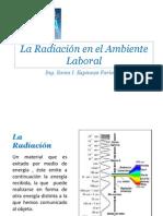 8- La Radiacion en El Ambiente Laboral (1)