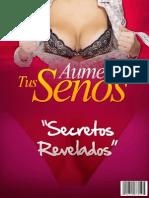 Aumenta Tus Senos Secretos Revelados de Valeria Luna