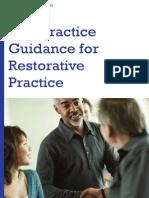 Zn6f Best Practice Guidance for Restorative Practice 2011