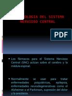 Farmacologia Del Sistema Nervioso Central