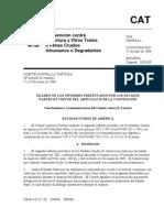Convencion Internacional Contra La Tortura y Otros Tratos Crueles Inhumanos o Penas Degradantes