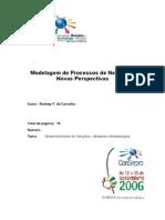 Modelagem Processos Negocios