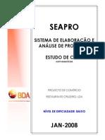 Projecto de Restaurante Cruzeiro Estudo de Caso
