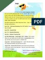 Summer Playgroup 2014 (2)