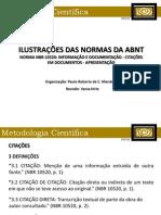 MC-5 ABNT Referências - Citações