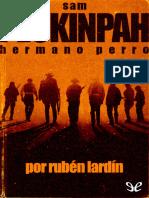 Lardin, Ruben - Sam Peckinpah. Hermano Perro [13728] (r1.0 EPL)
