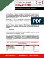 Artículo Cuenta Administrador vs Cuenta Limitada