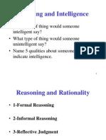Thinking, Language and Intelligence, Psych 101hb