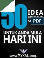 50 Idea Perniagaan Sampingan