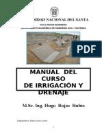 Manual Del Curso de Irrigacion