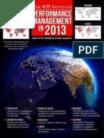 Performance Management 2013