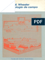 Wheeler Mortimer - Arqueologia de Campo